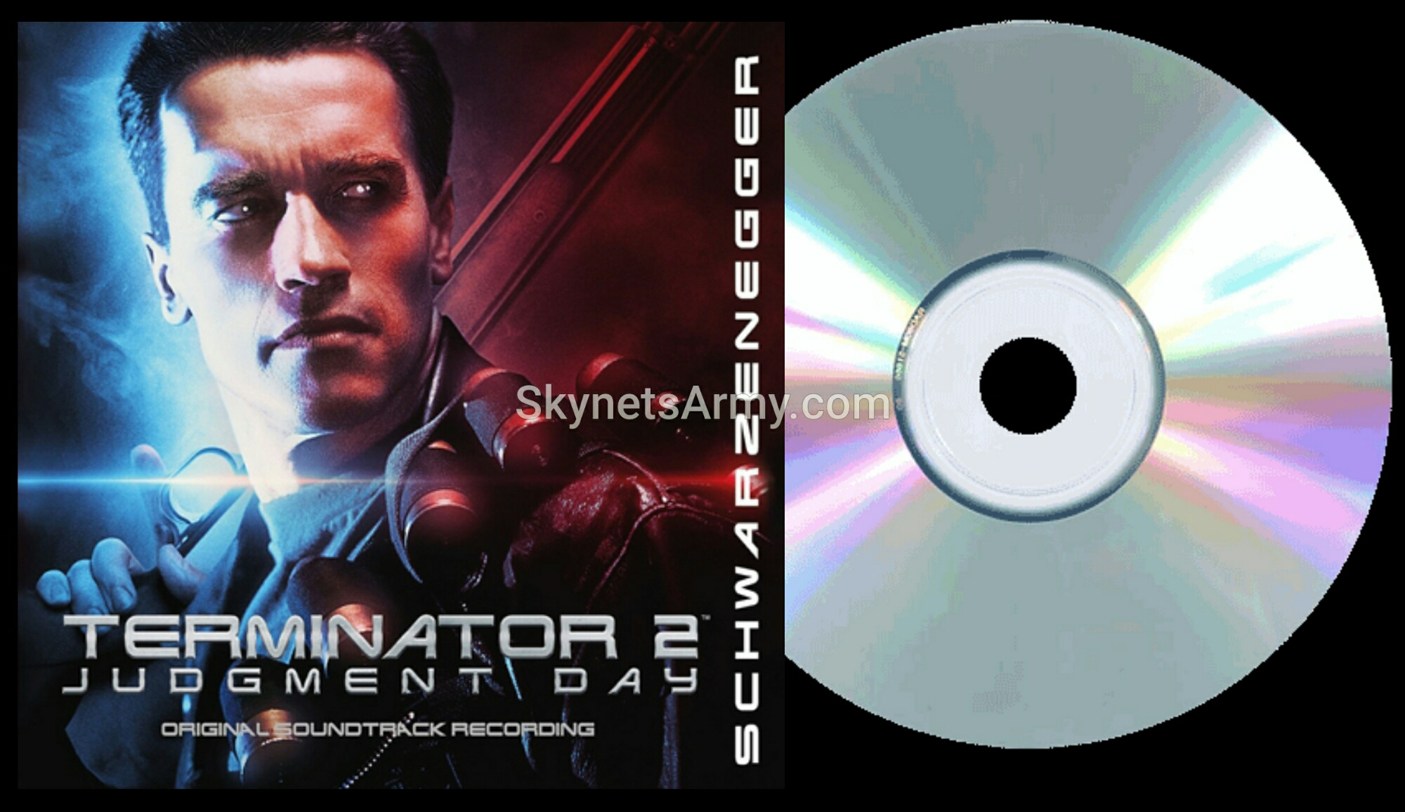 Terminator 2 Judgment Day 3d Soundtrack Coming On Cd