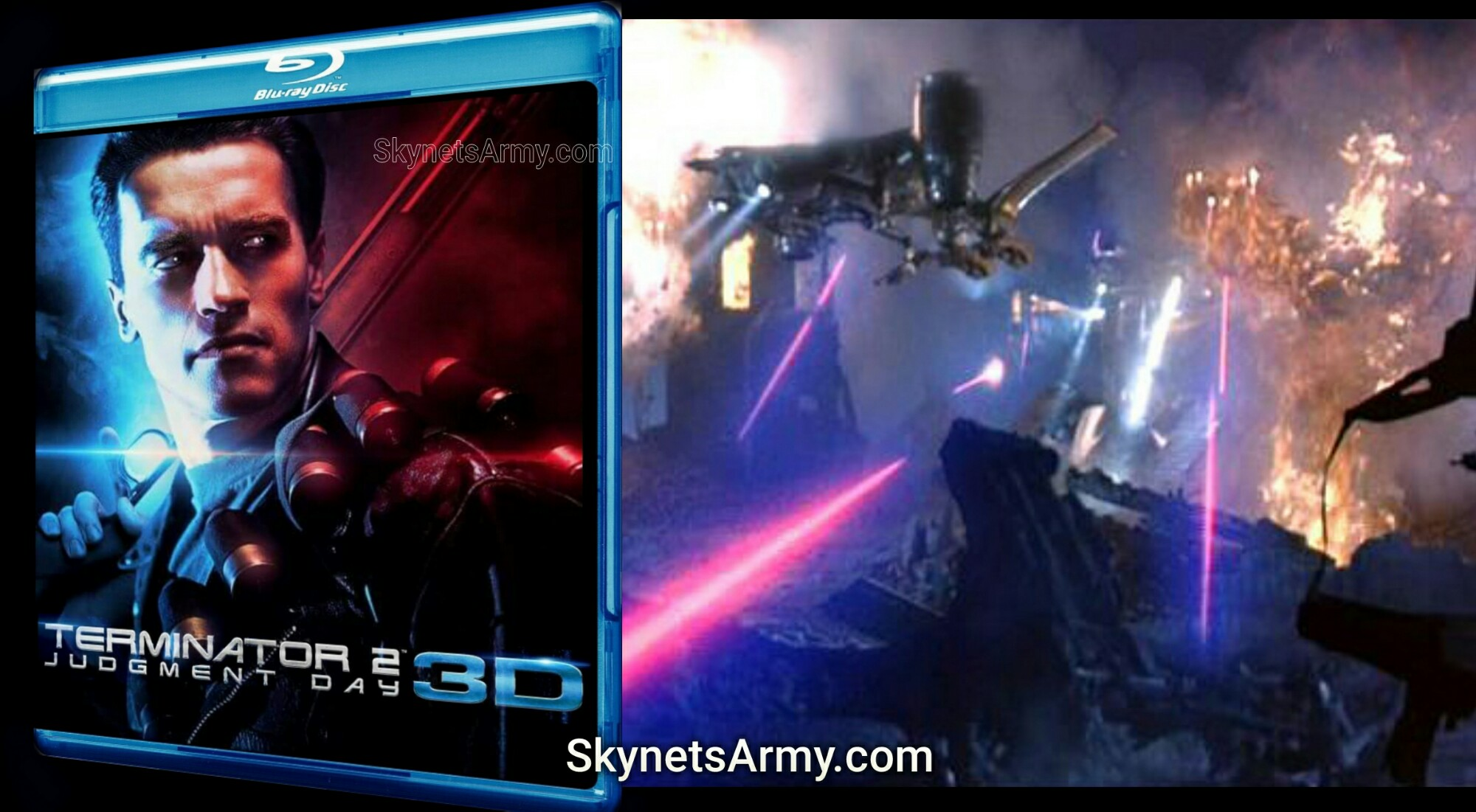 Terminator 2 3d download