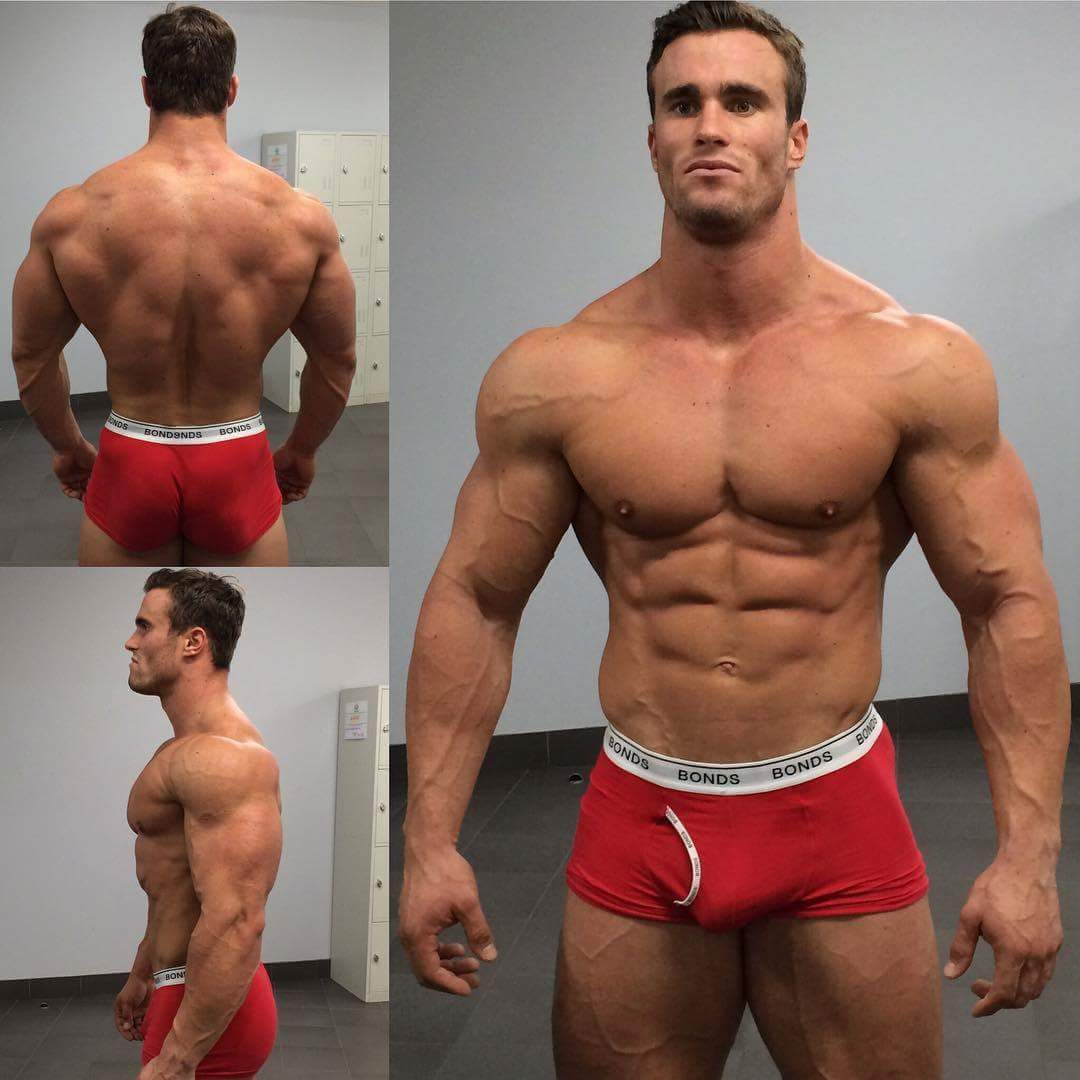 Some fans want Calum von Moger to be the next TERMINATOR T