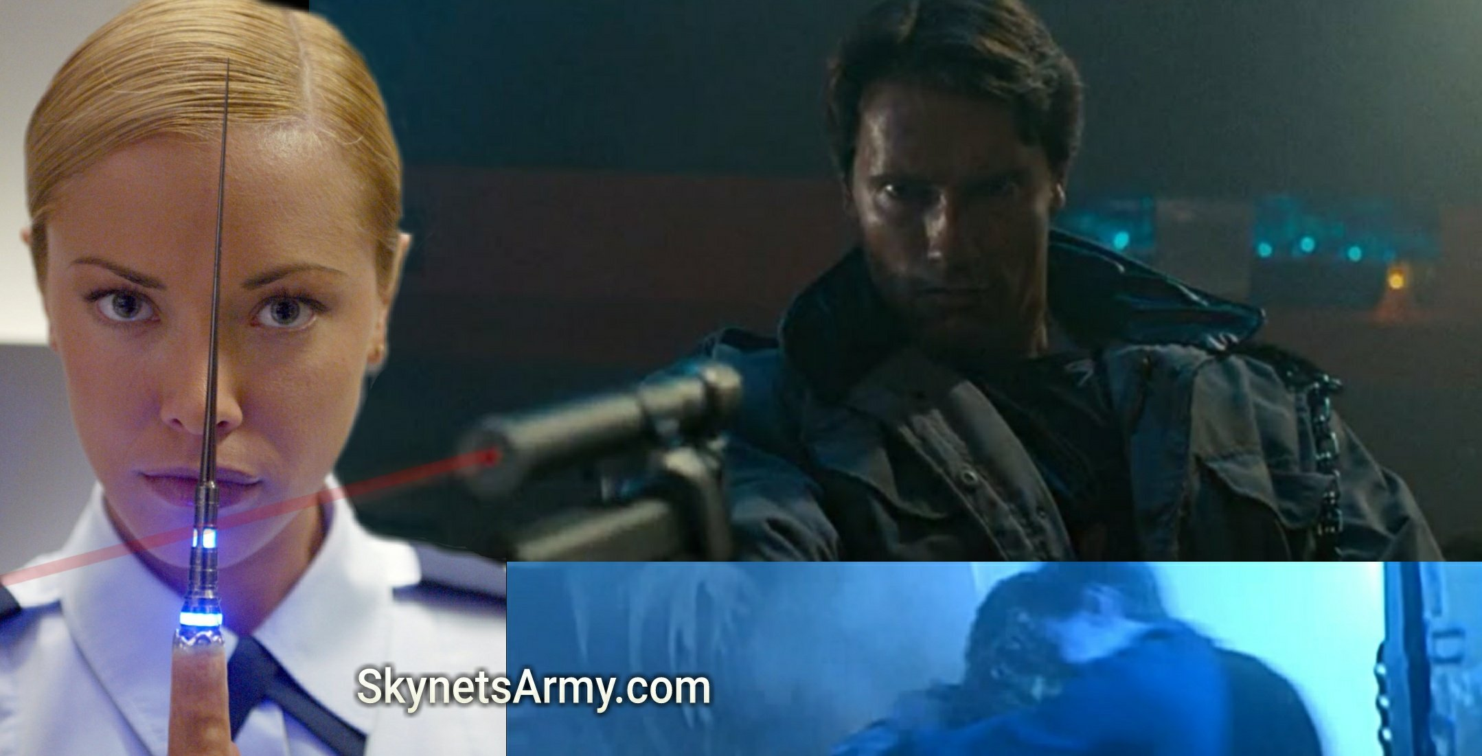 terminator 3: rise of the machines | skynet's army : terminator fans